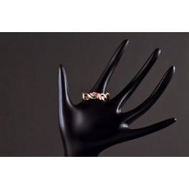 Ring Kupfer / Neusilber gedreht